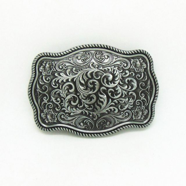 a17807f98 T-DIOSM Retail Womens Western Belt Buckle In Brass Plating restoring  ancient Style Suitable For