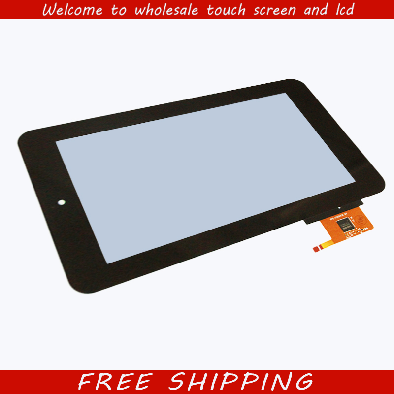 цена на New For HP Slate 7 2800 Touch Screen Digitizer Glass Panel Replacement Free Shipping