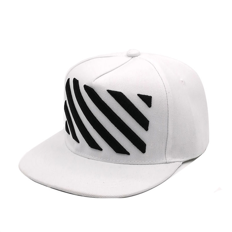 Gorra de béisbol de moda Kioninai Hip Hop sombrero Unisex diseño blanco y negro  rayas no convencionales gorra de béisbol Planas Casquette hueso en Gorras  de ... 4d064d5a793