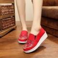 New Women Chinese Traditional Embroidered Shoes SMYXHX-D0227