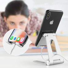 цена на Home Office Desktop Mobile Phone Holder Stand Smartphone Support for iphone 7 6 vivo oppo samsung note 7 s10 xiaomi redmi note 5