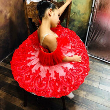 white red professional ballet tutu child kids girls ballet tutu adulto women ballerina party ballet mujer dance costumes