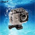 """Chegada de novo! Câmera Go pro Ultra HD 4 K Câmera de Ação de 30 m à prova d' água 2.0 """"tela 1080 p Câmera Esporte Ir Pro Extremo DVR52-2930"""