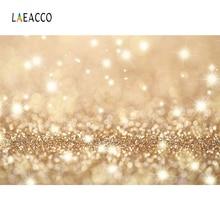 Золотой горошек Блестящий светильник боке Любовь День рождения детская еда портрет фоны фото фон фотостудия