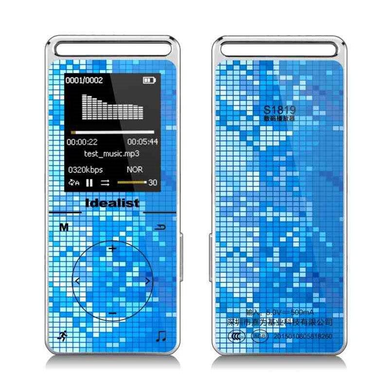 იდეალისტი HIFI Metal Touch 8G MP4 - პორტატული აუდიო და ვიდეო - ფოტო 2
