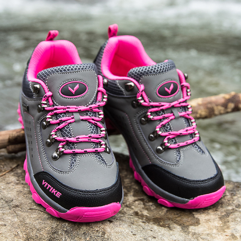 b4bbe67c35c US $29.99 |Winter Children Climbing Outdoor Trekking Shoes Mountain Shoes  Sports Hiking Shoes Warm Thermal Walking Shoe Kids Boys And Girls-in ...