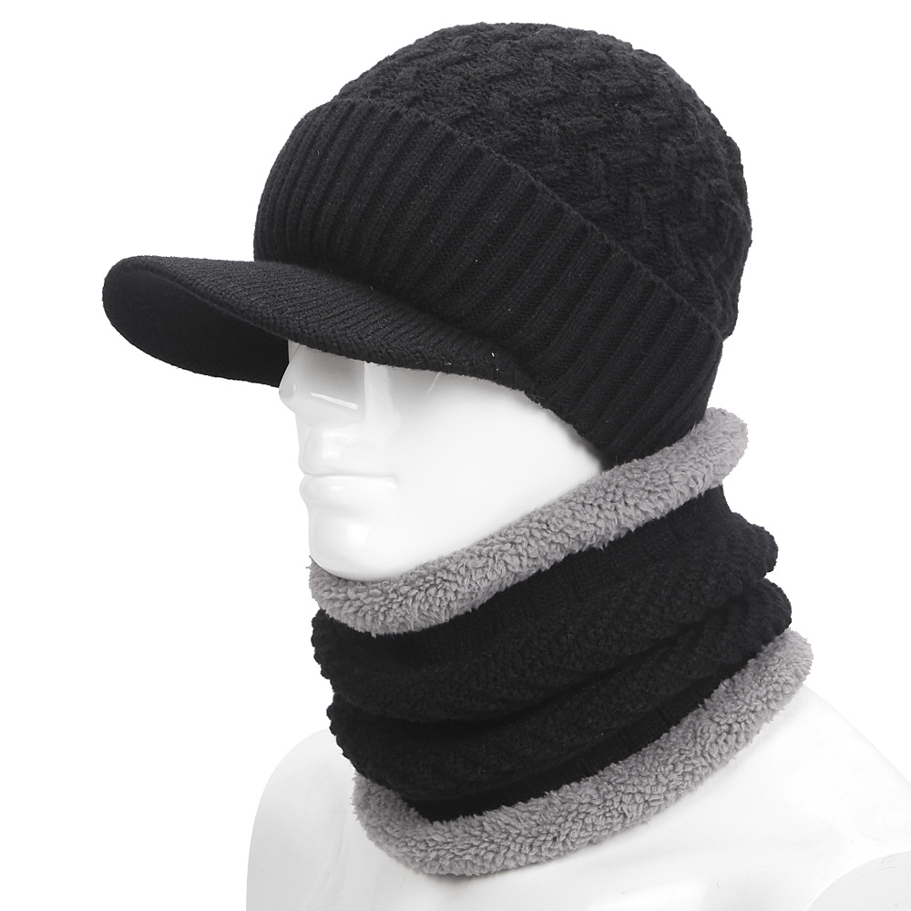 warmer winter hat knit cap scarf cap Winter Hats For men knitted hat men Beanie Knit Hat Skullies Beanies Men Beanies Cap bolan 35colors silver gold soild india scarf cap warmer ear caps yoga hedging headwrap men and women beanies multicolor fold hat 1pc