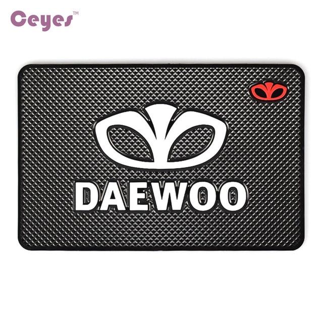 Car Styling Mat Car Sticker Emblems Badge Case For Daewoo Logo ...