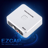 Audio Acquisition Box Music Digital Record Analog Converter Audio Capture Support USB drive SD Card No Computer Required