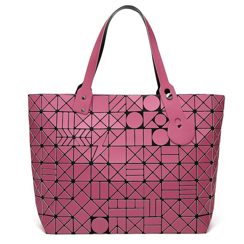 2017 Diamond Lattice Famous Fold Over Bags Brand Bao Women Handbags Shopper Bag