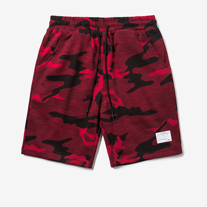 Red Mens Shorts Promotion-Shop for Promotional Red Mens Shorts on ...