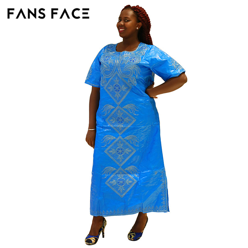 African Plus Size Dresses For Women African Clothing Bazin Riche ...