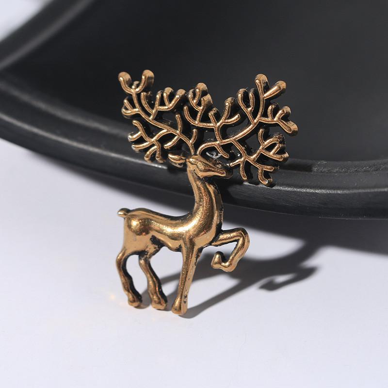 deer brooch pins8