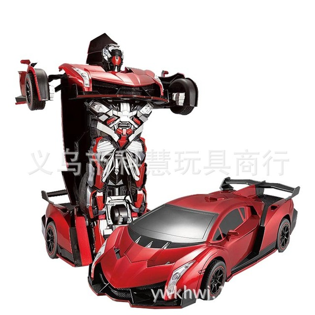 Jia Qi Tt667 Poison Deformation Lamborghini Autobots Remote Control