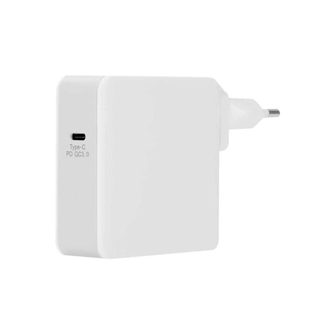 New 65W Universal QC3 0 Type C Fast Charging Wall Charger Adapter for MacBook Pro in Mobile Phone Chargers from Cellphones Telecommunications