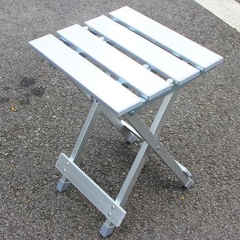 Plaża krzesło meble ogrodowe meble ogrodowe stołek ze stopu aluminium przenośny mini składane krzesło wędkarstwo krzesło kempingowe stoel tanie i dobre opinie Nowoczesne 28*28 5*39cm Ecoz Metal
