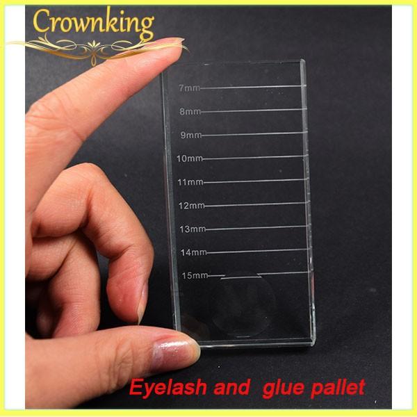 eyelash and glue pallet 2
