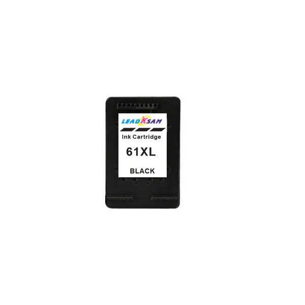 Hotsell untuk 61XL 61 XL Ink Cartridge Kompatibel untuk Hp61 Deskjet 1000 1050 1055 2000 2050 2512 3000 J110a J210a j310a 5530 4500