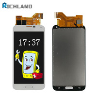 LCD For Samsung Galaxy S5 G900 G900F LCD Display Digitizer Touch Screen Full Assembly SM G900