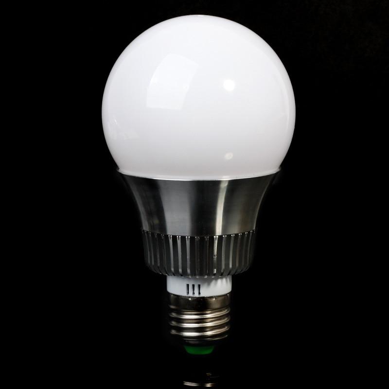 Lâmpadas Led e Tubos led lâmpada com controle remoto Power : 5w / 10w