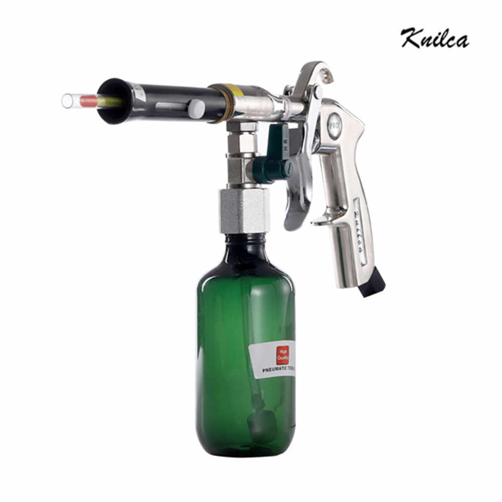 Multifunctionele Air Car Cleaning Gun Pneumatische hoogglans dressing pistool Auto Tool Tornador Coating Sproeier Cleaner