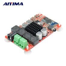 TDA7492 Aiyima CSR8635 V4.0 Bluetooth Receptor de Audio Amplificador Digital Junta 2X50 W Amplificadores