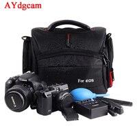 Waterproof Camera Case Bag For Canon EOS DSLR 750D 700D 650D 600D 100D 760D 6D 70D
