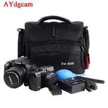 Caméra étanche Cas Sac pour Canon EOS DSLR 750D 700D 650D 600D 100D 760D 6D 70D 1200D 550D 60D 7D t5i t6i 5D3 5D4 5DS SX50