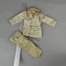 1/6 U.S Army Airborne Paratrooper Winter Clothes Set for 12'' Male Bodies 1 6 the navy seal cqb combat tactical clothes set for 12 bodies