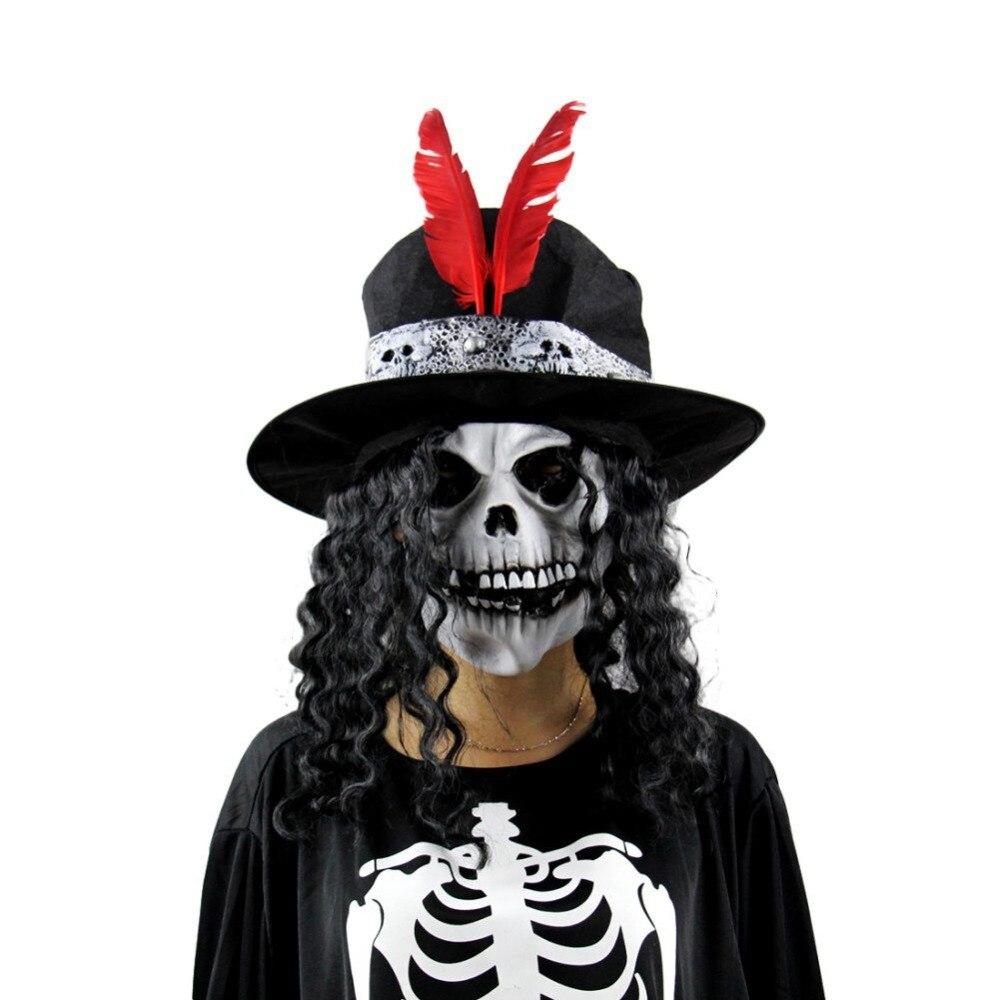 Compra máscaras de diablo de halloween online al por mayor ...