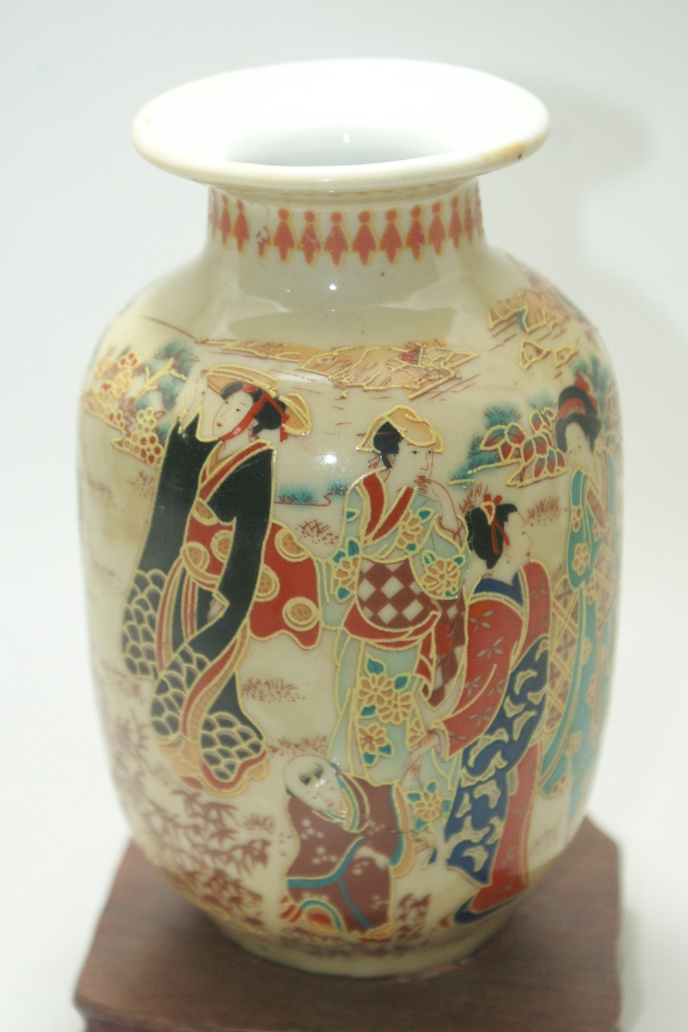 Fine Old Chinese porcelain painted Glaze porcelain Vases classic art collection and home decorations Free shipping