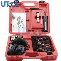UTOOL Kombinasyon Elektronik Stetoskop Kiti Oto Araba Tamircisi Gürültü Teşhis Aracı Altı Kanal