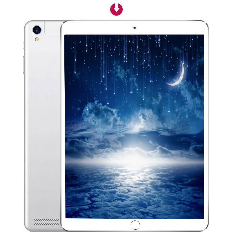 CARBAYTA P80 MT6753 Android 8.0 Smart tablet pièces android tablet pc 10.1 pouces Octa 8 core tablette numérique Ram 4 GB rom 64 GB