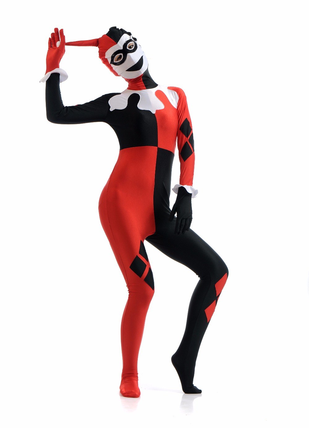 Compare Prices on Harley Quinn Jumpsuit- Online Shopping/Buy Low ...