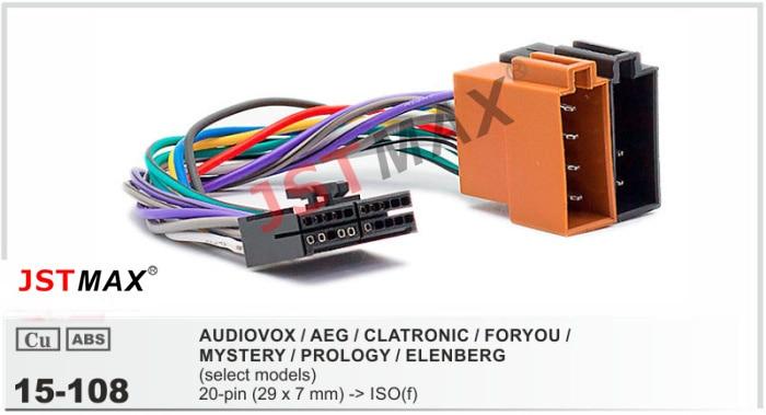 Audiovox Car Stereo Wiring Wiring Diagram