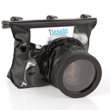 20เมตรใต้น้ำกล้องกันน้ำดำน้ำกรณีสำหรับCanon Nikon 700D 600D 60D 5D27D D7000