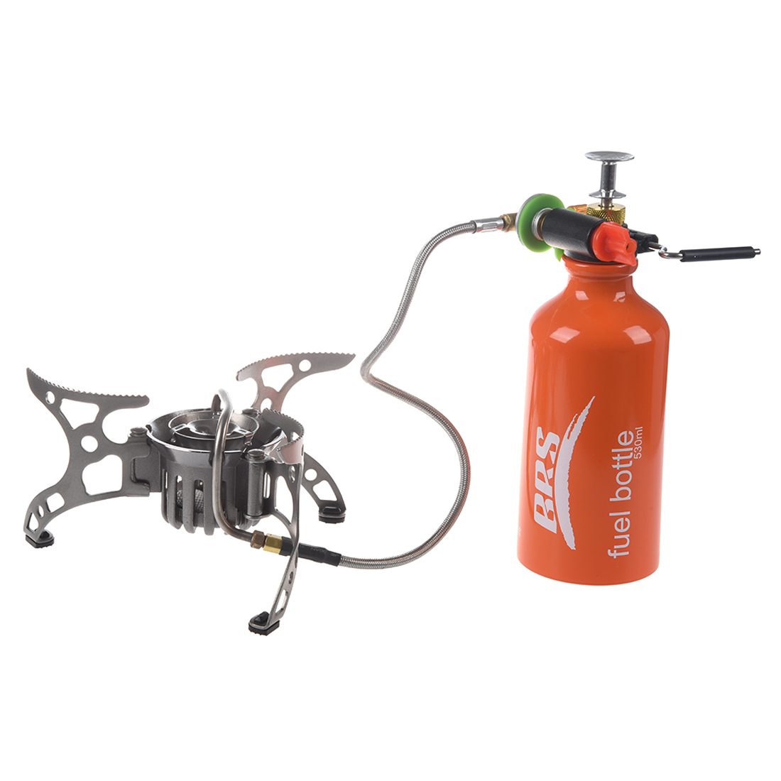 Outdoor Camping Multi-fuel Stove Backpacking Cookware Cooking Picnic Stove Oil Gas Furnace for camping,hiking brs portable multi fuel outdoor backpacking camping picnic stove oil gas furnace brs 8