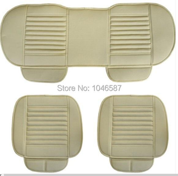 Подушки для автомобильных сидений, чехлы для автомобильных сидений, экологическая дезинфекция, автомобильные принадлежности высокого качества, бамбуковый уголь, автомобильные сиденья - 2