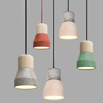 Nordic restaurant small chandelier personality simple creative lamp