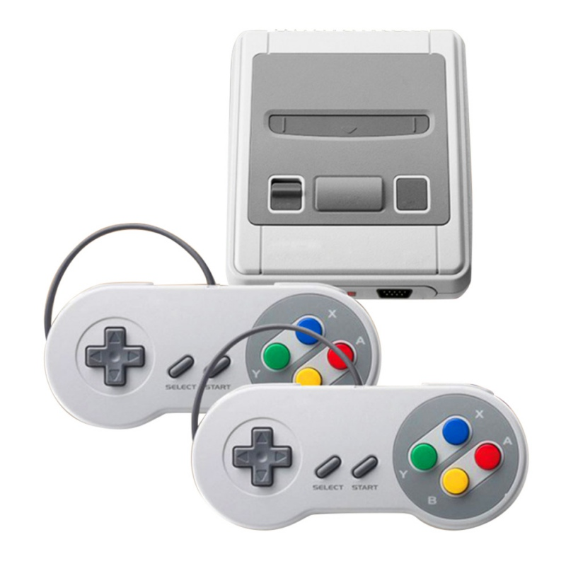 HDMI   AV Mini Retro TV Game Console 8Bit Classic Built-in 621 Games Controller HD two-player mini-game consoles NES