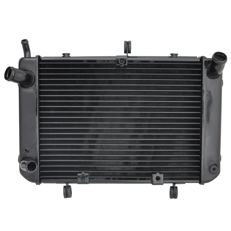 LOPOR Motorcycle Parts Aluminium Cooling Cooler Radiator FOR SUZUKI GSR400 GSR600 GSR 400 600 2004 2005