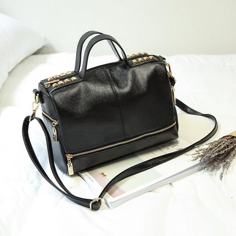 ФОТО 2016 high quality women bag luxury handbags women PU leather tote bag handbag fashion lady bag designer handbags