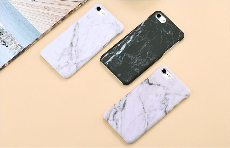 HTB1.OGRPFXXXXa.aXXXq6xXFXXX9 - Marble Pattern Phone Case For iPhone 7 5 5s SE 6 6s Plus Smooth Hard Plastic Phone Back Cover Cases For iPhone7 Plus PTC 131