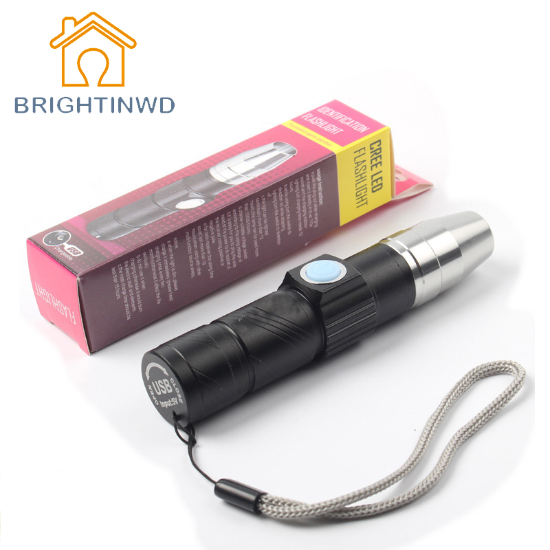 UV Lamp USB Rechargeable 3 Mode 365nm Ultraviolet Mini UV LED Flashlight Fluorescent Jade Money Detector UV Curing Light UV LED