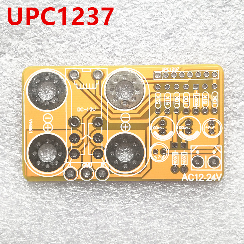 UPC1237 Speaker Protection Board Horn Protection Board PCB For Audiophile  DIY Amplifier