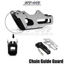 Направляющая цепи охранник для CR125R/250R 05-07 CRF250X 06-06 CRF450X 05-07 CRF250R 05-06 CRF450R 05-06 мотоцикл Запчасти