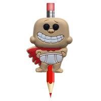 1 قطعة الكابتن داخلية اللجوء قطعة تزيين توضع في أعلى القلم الرصاص القش السحر مدرسة الطلاب لوازم حامل قلم ماسك قلم رصاص الأطفال صالح هدايا|حوامل الأقلام|   -