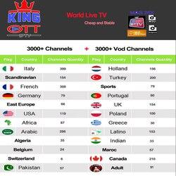 Iptv Espa a Spain Dutch Turkey Portugal Italia France Subscription Iptv Adult M3u Youporn Vod For X96 H96 Mag Htv Android Tv box
