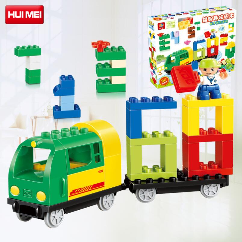Clever Enlighten Building Block Fire Rescue Water Spray Fire Boat 4 Fireman 340pcs Educational Bricks Toy Boy Gift-no Box Colours Are Striking Stacking Blocks