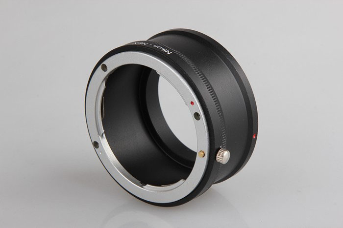 Adapter Mount Ring for Nikon Lens to Sony E NEX Mount NEX3 NEX5 Camera Lens Adapter AI-NEX